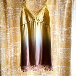 Ombre Silk Slip Top by Moda